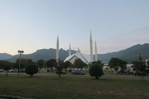 Faisal Mosque, Mosque, Mosquée