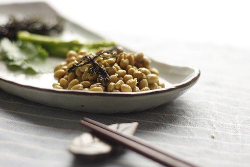 Healthy Food, Natto, A Delicious Side Dish