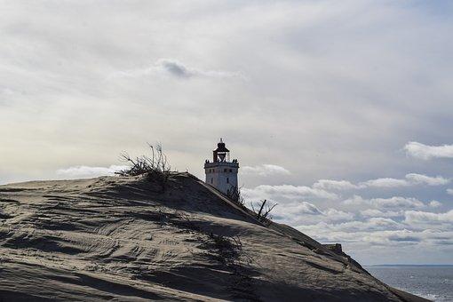 Rubric, Versandeter Lighthouse, Dune