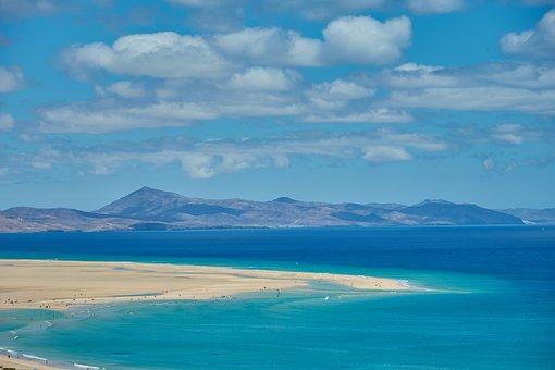Sea, Beach, Holiday, Summer, Water, Nature, Coast, Sky