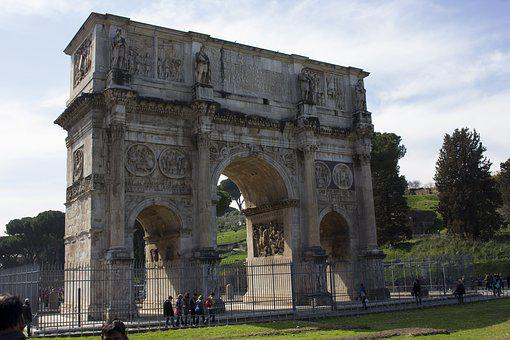Italy, Worth Seeing, Architecture, Romans, Historically