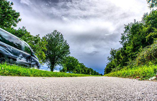 Road, Spirit, Auto, Movement, Speed, Asphalt, Landscape