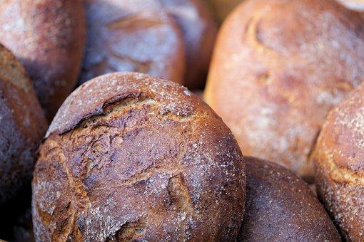 Bread, Farmer's Bread, Bake, Crust, Baked Goods, Crispy