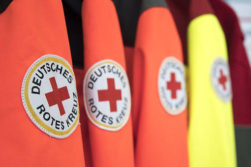 German Red Cross, Drc, Emergency Medical Services