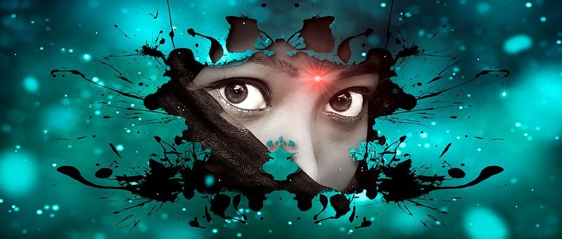 Fantasy, Portrait, Eyes, View, Female, Beauty, Face