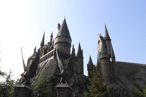 Hogg Watts, Harry Potter, Castle
