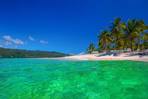 Dominican Republic, Cayo Levantado, Island, Adobe