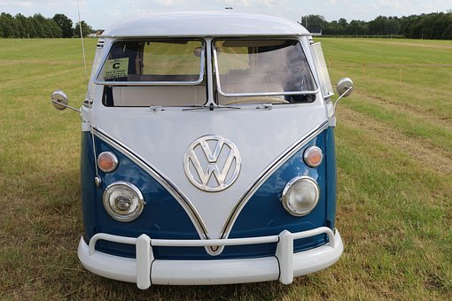 Bulli, Vw, Vw Bus, Volkswagen, Oldtimer, Classic, Old