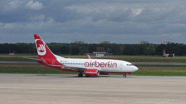 Aircraft, Airport, Aviation, Tarmac, Passenger Aircraft