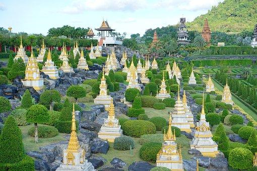 Nong Nooch Tropical Garden, Pattaya, Chonburi, Garden