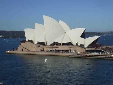 Sydney Opera House, Opera House, Sydney Harbour, Sydney