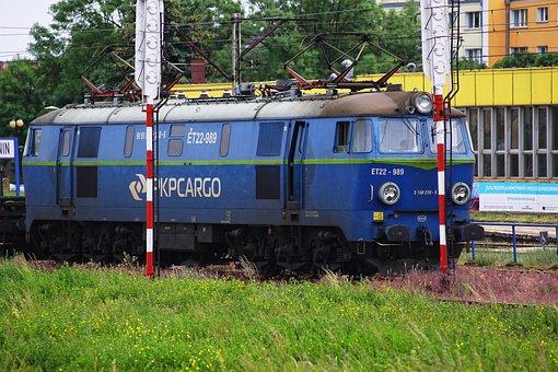 Train, Locomotive, Railway, Steam Locomotive, Pkp