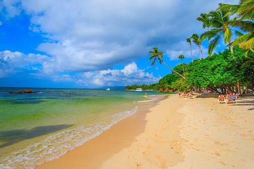 Cayo Levantado, Dominican Republic, Adobe, Tropics