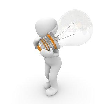 Bulb, Electric, Power, Lightbulb, Energy, Electricity