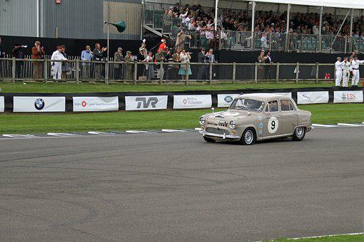 Vintage, Car, Old, Race, Retro, Classic, Auto, Antique