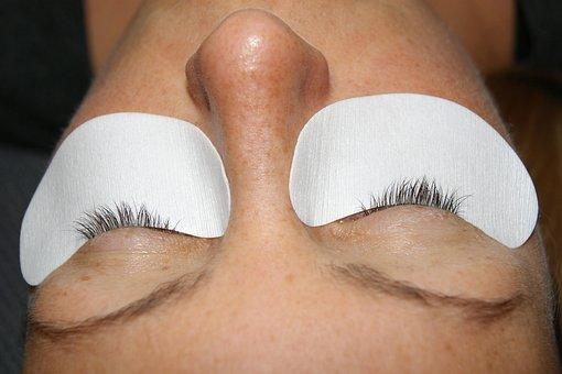 Eyelashes, Extension, Eyes