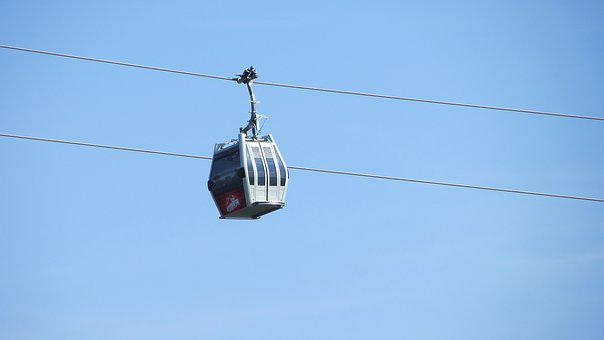 Cable Car, Gondola, Shuttle Service, Rope
