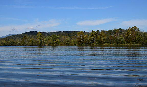 Ripples On The River, Melton Lake, Clinch River
