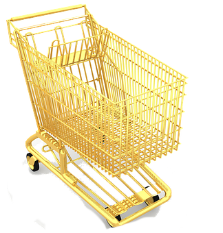 Shopping, Cart, Shopping Cart, Shop, Store, Supermarket