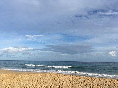 Porto Santo, 9 Km, Sandy Beach, The Sea
