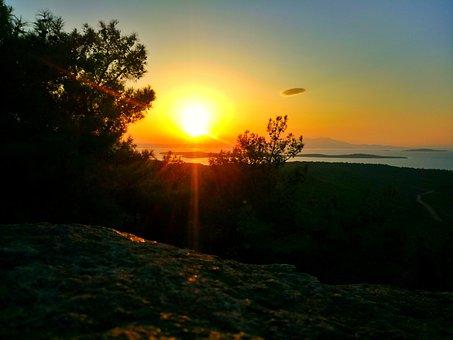 Ayvalýk, Travel, Photography, Photo, Solar, Sunset
