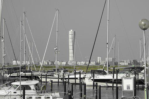 Turning Torso, Malmö, The West Harbour, Architecture