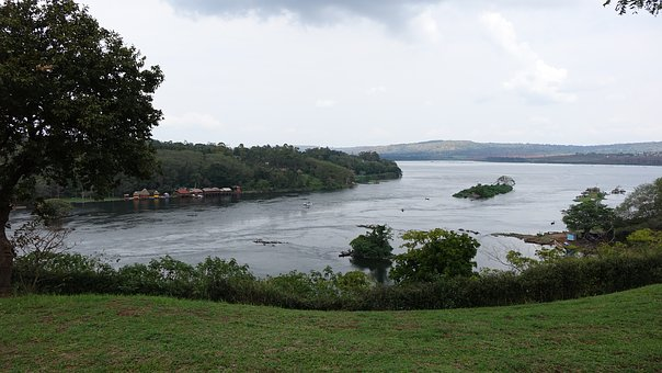 View, The Source Of The River Nile, Lake Victoria