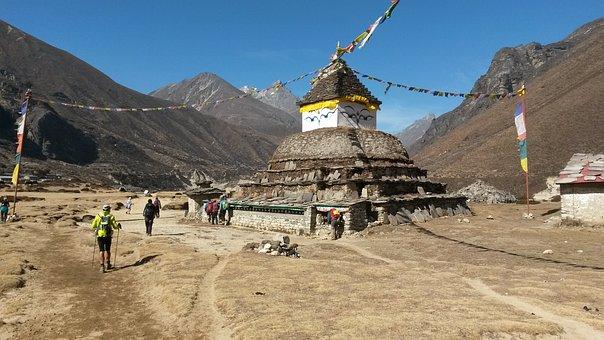 Nepal, Stupa, Buddha, Buddhist, Eyes, Temple, Chorten