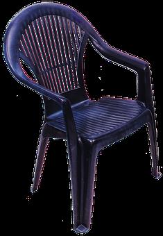 Chair, Monobloc, Injection Molding, Polypropylene, Seat