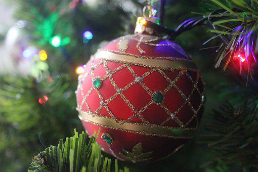 Bauble, Christmas, Decoration, Xmas, Holiday