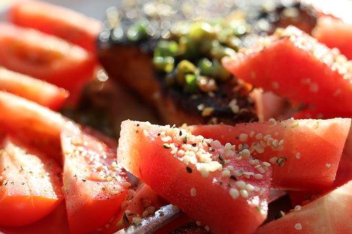 Watermelon, Fresh, Summer-favorite