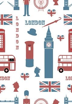London, Icons, Symbols, Landmark, Wallpaper, Background