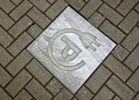 Tile, Street, Pavement, Sidewalk, Stone, Symbol, Icon