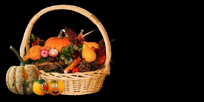 Autumn, Harvest, Thanksgiving, Autumn Decoration