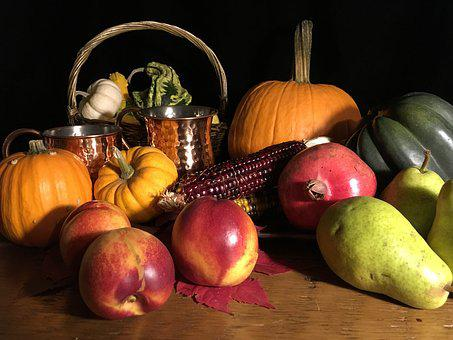 Thanksgiving, Seasonal, Fall, Autumn, Harvest, Pumpkin