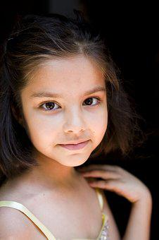 Portrait, Girl, Child, Face, The Innocence, Overview