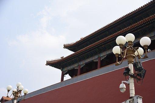 Tiananmen, Tiananmen Square, National Day, China
