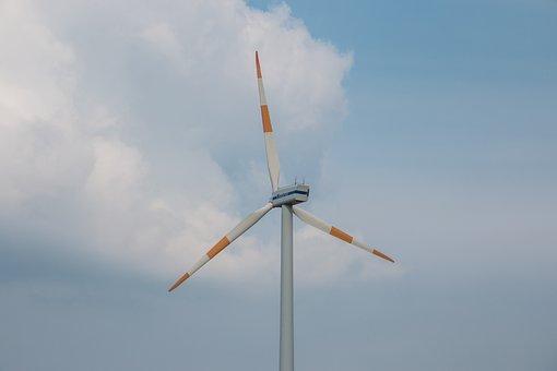 Pinwheel, Air, Wind, Turn, Gartendeko, Garden, Children