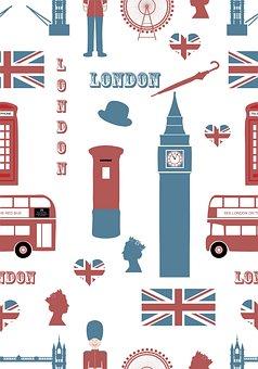 London, Icons, Symbols, Landmark, Wallpaper, Background