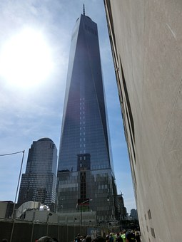 One World Trade Center, Usa, New York, Ground Zero, 11