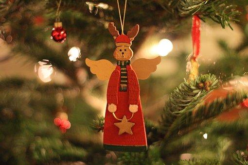Christmas, Fir Tree, Christmas Tree, Advent