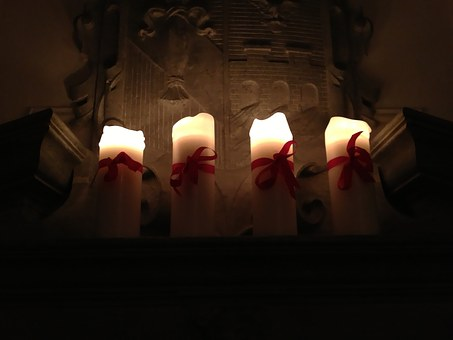 Light, Candle Wax, Candles, Advent