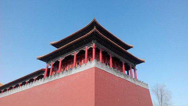 China, Beijing, The National Palace Museum, Palace