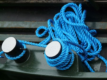 Dew, Ship Traffic Jams, Cordage, Ship Accessories