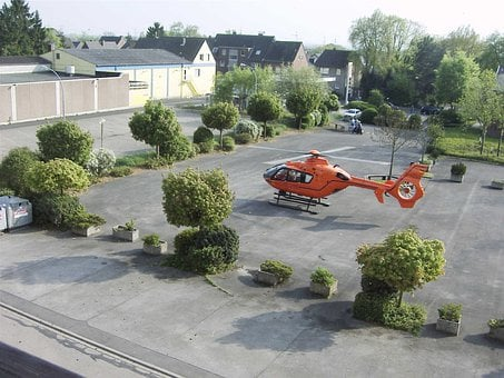 Rescue Helicopter, Helicopter, Doctor On Call, Rescue