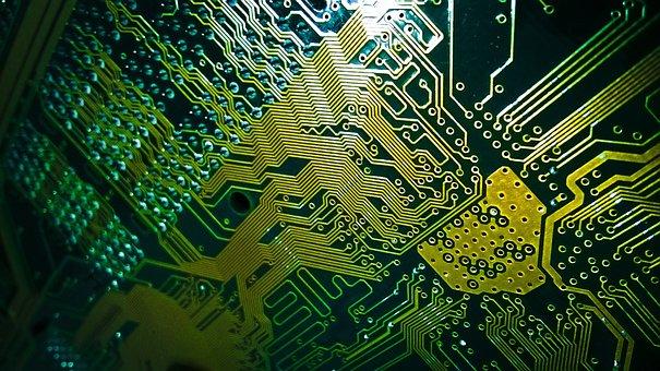Computer, Electronics, Circuit, Technology, Laptop