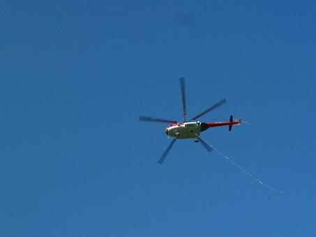 Helicopter, Rescue, Fly, Emergency, Red, Aircraft