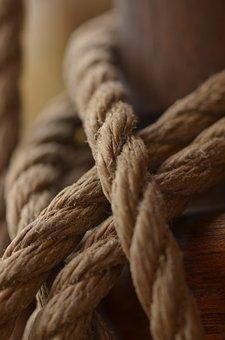 Ship Traffic Jams, Harness Lines, Dew, Fixing, Knitting