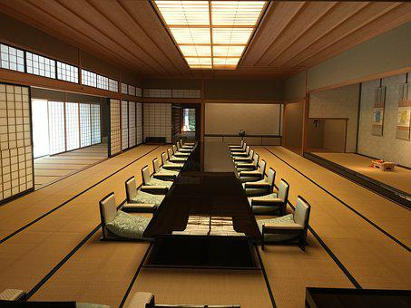 Kyoto, Guest House, Japanese-style Room, Hall
