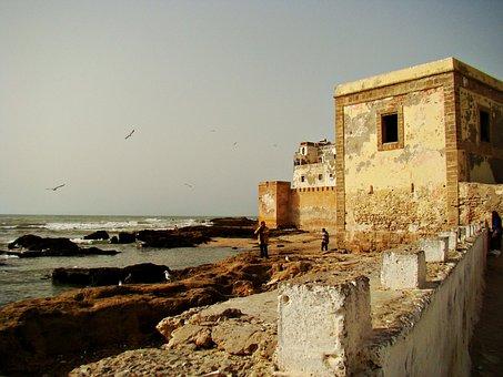 Essaouira, Morocco, North Africa, A, Atlantic